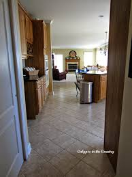 Hardwood In Kitchen by Calypso In The Country Hardwood In The Kitchen Yay Or Nay