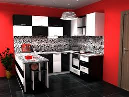 Red And Black Kitchen Ideas Red And Black Kitchen Designs Black And Red Kitchen Designs
