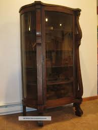 Oak Curio Cabinet Oak Wood Curio Cabinetswood Curio Cabinets With Glass Doors Tags