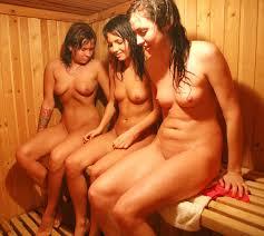 Голые в бане Видео порно