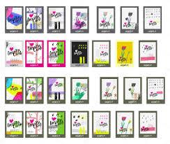 Invite Cards Set Of Trendy Invite Cards U2014 Stock Vector Alejik 74189417