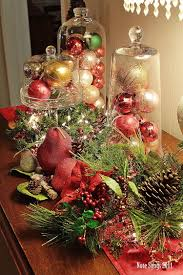 fascinating christmas table decoration ideas christmas table