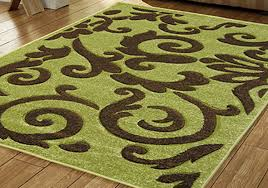 Fruit Rugs Lime Green Rug Decorative Green Rugs Rag Rug Crochet Lilly Fruit