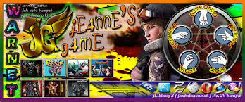 Contoh Spanduk Promosi Warnet Game Online