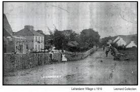 1910 - Village of Lahardane