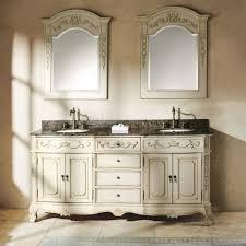 Bathroom Vanity Double by Naples 72 U201d Antique Double Sink Bathroom Vanity By James Martin