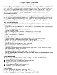 Advertisment Posted Machine Operator Cover Letter Work Inspection     Brefash