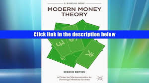download modern money theory a primer on macroeconomics for
