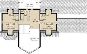 efficiency house plans amazing 1 rustic lodge space efficient