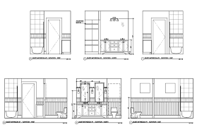 telluride colorado ski villa architectural drawing production by