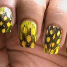 38 best feather nails u0026 nail art design tutorial videos by nded