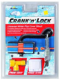 crank u0026 lock cover kit