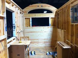 Tiny House Interior Images by Building A Tiny House On Wheels She Plays With Mud
