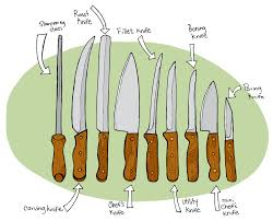 How To Choose Kitchen Knives by Kitchen Knives Illustrated Bites