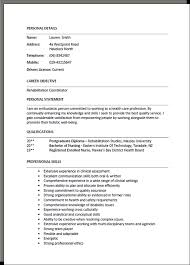 Download How To Write Cv New Format Simple Sample Essay And Resume How To Write A