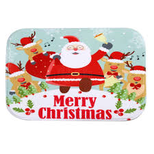 wholesale christmas decorations for home absorbent non slip bath