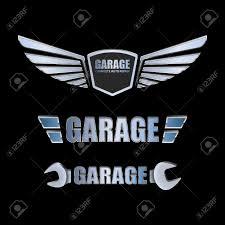 vintage garage retro label designctor royalty free cliparts vector vintage garage retro label designctor