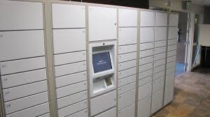 Robotic Wall Amazon Rolling Out Robotic Delivery Lockers Wired