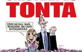 Infanta Cristina es Tonta