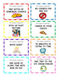 printable kid coupons