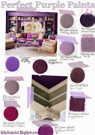 art blog for the inspiration place 11 perfect purple paint shades