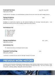 resume writing calgary oil and gas resume examples top