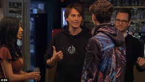 Joey Essex and Jonathan Cheban nearly get into a fight   Daily     Daily Mail Fuming  It does work  however and Jonathan is seen confronting the former TOWIE star