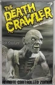 animatronic halloween props death crawler zombie animatronic halloween prop life size remote