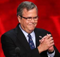 On the other hand, Jeb Bush