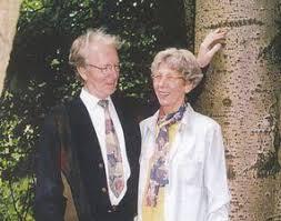 Jan Peijnenburg con la convivente