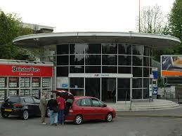 Redhill railway station