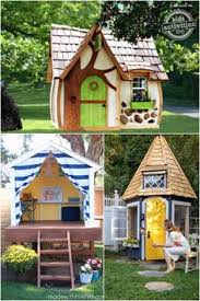 Backyards For Kids by 31 Free Diy Playhouse Plans To Build For Your Kids U0027 Secret
