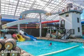 bigger and better indoor waterpark at the cape codder resort