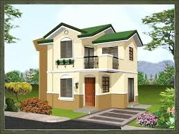 Philippine House Designs And Floor Plans For Small Houses A Two Storey 2 Bedroom Home Fitting In A 88 Square Meter 8
