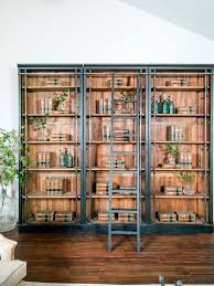 make your bookshelves shelfie worthy with inspiration from fixer