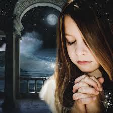 молитва на ночь девушка