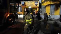 BBC Brasil - Notícias - Incêndio em prisão de Honduras pode ter ...