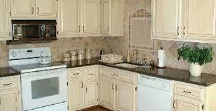 Antiqued Kitchen Cabinets Page 2 Of Cool Tags Diy Painting Kitchen Cabinets European