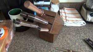 knife review case knives kitchen knife set 7 piece w steel