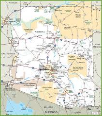 Large Map Of Usa by Road Map Arizona Usa Maps Of Usa