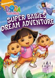 Dora The Explorer: Super Babies' Adventure