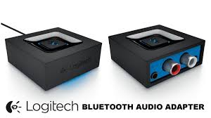 home theater bluetooth transmitter logitech bluetooth audio adapter review tutorial youtube