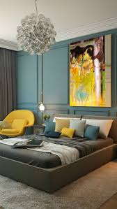 Best  Yellow Bedrooms Ideas On Pinterest Yellow Room Decor - Colorful bedroom design ideas