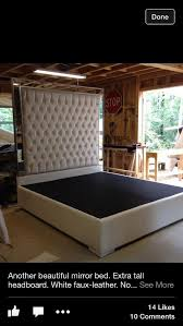 King Size Floating Platform Bed Plans by Best 25 Queen Size Platform Bed Ideas On Pinterest King