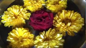 Flowers Home Decoration Flowers Arrangement In A Bowl Home Decoration Reference Video