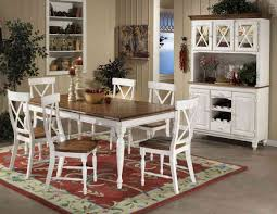 Contemporary Dining Room Sets Emejing Two Toned Dining Room Sets Gallery Rugoingmyway Us