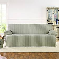 Sofa Slipcovers India by Sofa Slipcovers Couch Covers And Furniture Throws Bed Bath U0026 Beyond