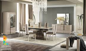Modern Dining Room Tables Italian by افضل 50 تصميم لديكورات غرف سفرة مودرن Best Modern Dining Rooms