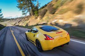 nissan 370z release date 2018 nissan 370z heritage edition keeps coupe alive motor trend