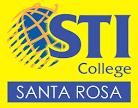 sti college logo